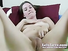Lelu Love-Small Penis Jerkoff Encouragement