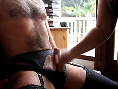 Our Best Lingerie Handjob Movie so far
