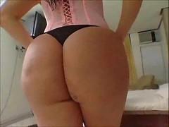 Marianna Lima Hot Arse Brazilian BBW