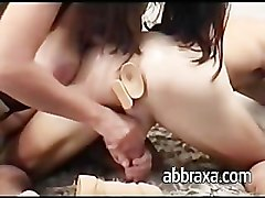 Anal Male Domination with Abbraxa