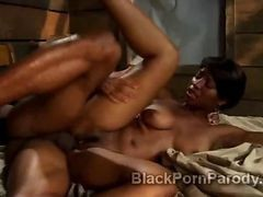 Aunt Vivian Gets Smashed By Her Lovers Huge Dong In Xxx Parody