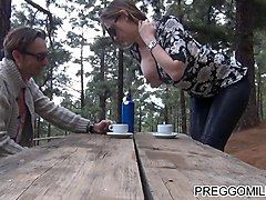 lactation milky breast for outdoor teaparty