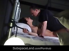 candid slave girl carolina squirts of pleasure under master's domination