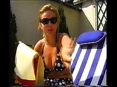 geri halliwell private clips, topless photos
