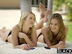 blacked interracial foursome for karla kush & jillian janson