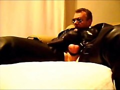 leather cum fountain
