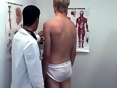 boy exam gay porn 3gp video first time what the doctor did felt amazing,