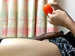 teen japanese crossdresser dildo