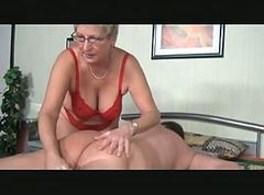 Mature Amateur German R20