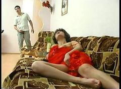 Russian Mature Emilia by snahbrandy