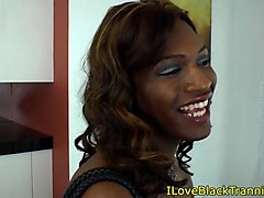 busty black tranny rides whiteboy cock raw