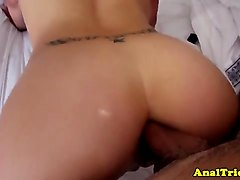 anal amateur gets her ass fucked by her bf