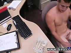 straight boy wakes up getting fucked gay guy finishes up wit