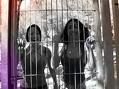 Chicas Loca - Wild French babe loves fucking on a highway bridge