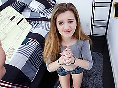 Marissa Mae in Step Sister Earns It - TeamSkeet