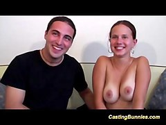 busty french teens first porn casting