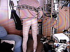 Sharp 05 at1 8mm-cam crossdresser catsuit naked men Nylons