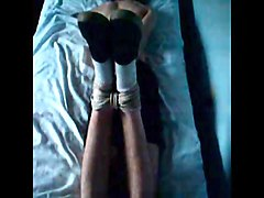 man hogtied 7