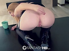fantasyhd - hot chicks love cock in there ass compilation