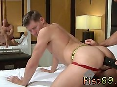 french hairy gay twinks and gay ginger hairy matt promptly changes from the dildo to