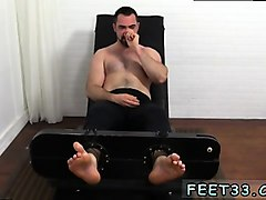 free gay feet photo dolan wolf jerked & tickled