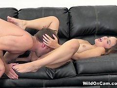Dillion Harper in Dillion Harper Loves Fucking - WildOnCam