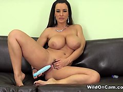 Lisa Ann in Lisa Ann Live - WildOnCam