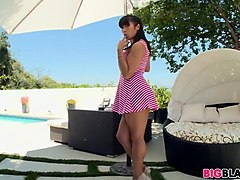 Thick Asian Mia Li Loves BBC Anal
