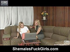thais&milly shemale dicking girl on video