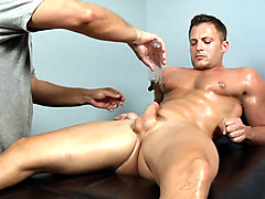 Brenden Cage, Jake Cruise in Massage Series #24: Muscle Massage scene 2 - Bromo
