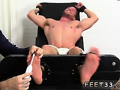 big man feet fetish gay casey more jerked & tickled
