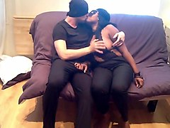 Amateur- French Black Girl Extrem Deepthroat - 23 Years Old