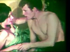 Vintage: 60s Amateur Threesome