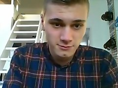 German Gorgeous Boy With Fucking Hot Asshole On Doggy On Cam