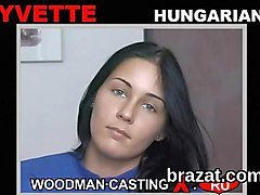 Casting model walks off after hardcore sex and anal hole screwing