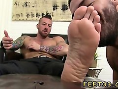 hot gay foot suck and gay boys leg up in gay thai ricky feig