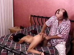 Mature Asian Chick Fucking Younger Man