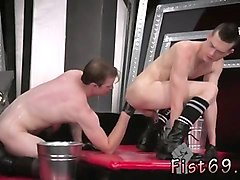 male movie and pic boy fisting gay xxx in an acrobatic 69, a