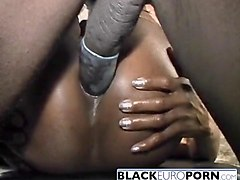 african slave gets pussy filled with big dick