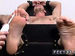 gay teacher plays with students feet kenny tickled in a straight jacket