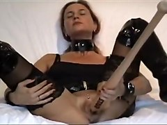 Incredible Homemade record with Solo, Stockings scenes