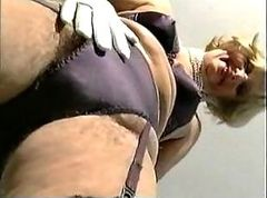 tease slow Hairy mature