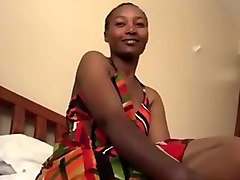 african amateur gets fucked