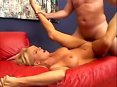 Hottest pornstar T.J. Hart in crazy blonde, anal xxx movie