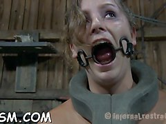 tainting twat with torture bdsm movie 1