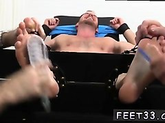 gay twinks licking old mens feet chance cruise tickle d
