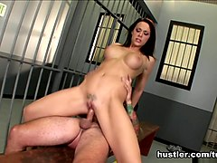 Exotic pornstar Chanel Preston in Incredible Redhead, Big Ass adult movie