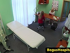 les euro nurse oral sixtynining real patient