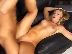 Fabulous pornstar Holly Stevens in exotic blonde sex clip