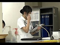 jav nurses cosplay sex fucked all over the hospital while attending patients